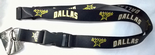 Dallas Stars Lanyard, Black